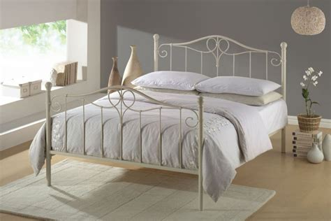 white metal bed frame white metal bed frame metal bed frame white antique