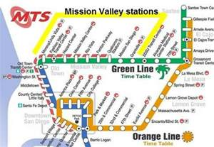 San Diego Trolley Map by San Diego Mission Valley Condos With Jim Frimmer Proposed