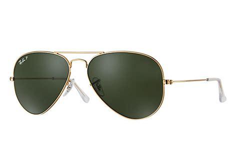 Original New Model Kacamata Aviator Polarized Sunglasses Black Frame ban aviator classic gold polarized lenses rb3025 ban 174 usa