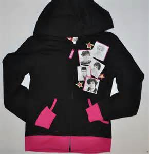 Jaket Hoodie One Of A One Direction 1 new one direction 1d hoodie sweat shirt jacket size 7 8 front back ebay