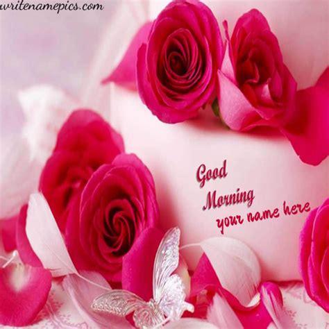 write   good morning lovely images