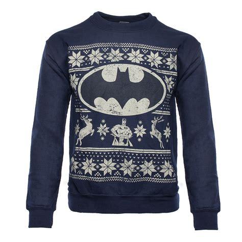 Jumper Polos Unisex batman unisex jumper sweater merchoid