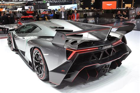Lamborghini Veneo Lamborghini Veneno In Detail Geneva 2013 Photo Gallery