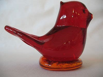 Titan Glass Cardinal Of