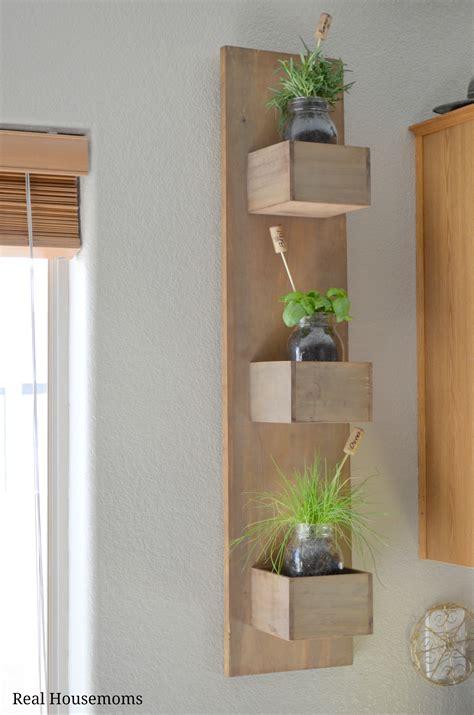 diy kitchen herb garden   family table
