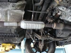2003 Honda Accord Catalytic Converter 1999 Honda Civic Performance Muffler Installation