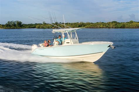 cobia 277 sea magazine - Cobia 277 Boat Test