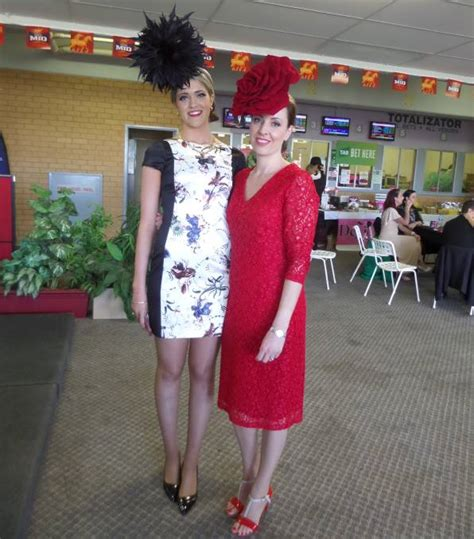 hair and makeup queanbeyan mother s day races show off much more than the horses