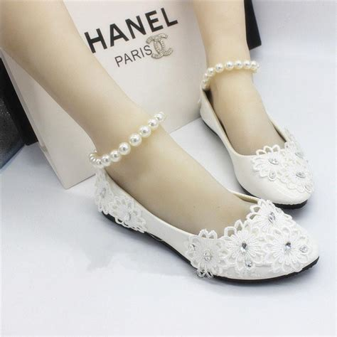 S Wedding Flats by Pearl Wedding Flats Www Pixshark Images Galleries