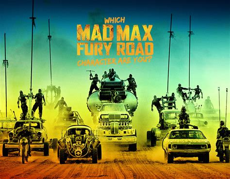 Harry Potter Movies by Which Mad Max Fury Road Character Are You Quiz Zimbio