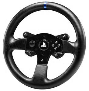 Thrustmaster t300 rs integral rim racing wheel add on unpackaged pc