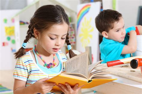 picture of children reading books how to develop the habit of reading in your world