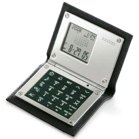 Gift Card Converter Uk - black leather calculator
