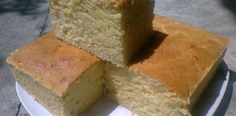 Loyang Brownies 30 X 10 X 4 butter cheese cake resepi mudah dan ringkas
