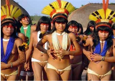 Amazon Tribe Teen Girls Hot Girls Wallpaper