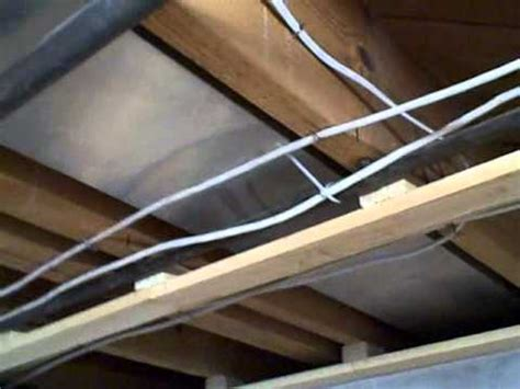 how to install a wood strips ceiling youtube