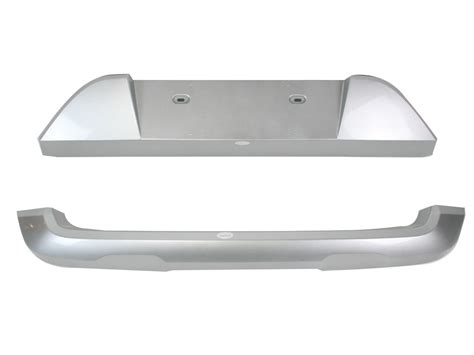 Cover Bumper Belakang Ford Eco Sport Chrome ford ecosport titanium upgrade front and rear skid plates