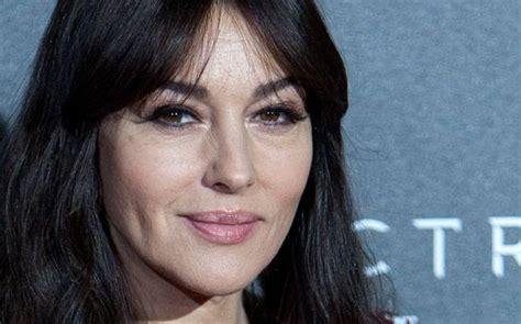 monica bellucci recent films monica bellucci talks about james bond daniel craig and