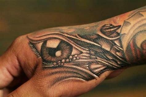 biomechanical tattoo book biomechanical eye hand tattoo design tattoos book 65