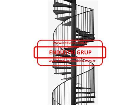 omurgali celik merdiven enduestri grup makina