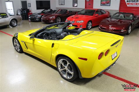2011 corvette convertible 2011 chevrolet corvette grand sport convertible ebay