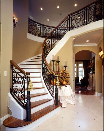 foyer in a house featured house plan pbh 8381 professional builder