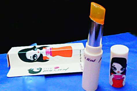 Peripera Sweet Jelly Pang Tint Mini peripera peri s tint jelly in orange stick review live a lovely
