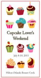 Hiltons Special Treats by Orlando Bonnet Creek Hosts Cupcake