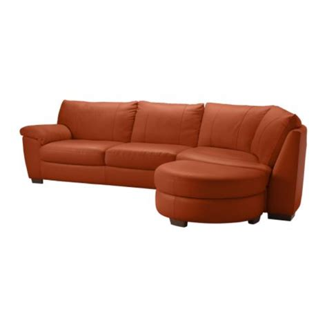 ikea red leather couch home furnishings kitchens beds sofas ikea