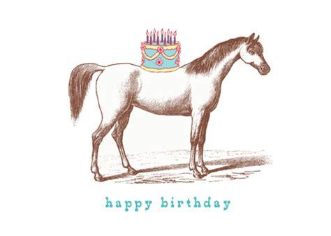 printable horse happy birthday cards happy birthday horse card daniel radcliffes