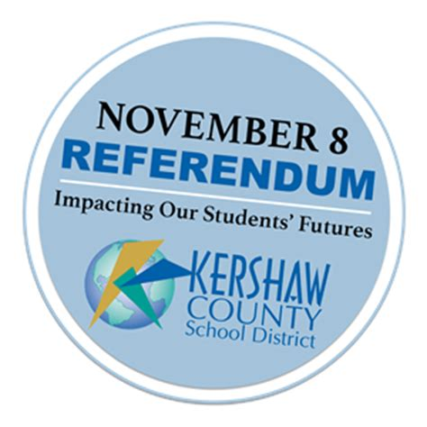 Kershaw County Property Tax Records Referendum Referendum