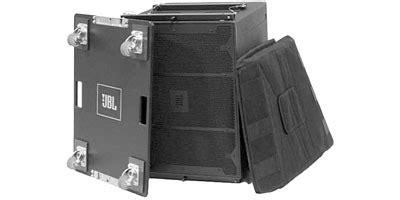 Stand Speaker Jbl By Caribu Acc jbl vt4881a compact arrayable 1 18 quot subwoofer