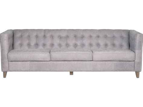 sofa orient orient express furniture patina ritchey pearl gray leather