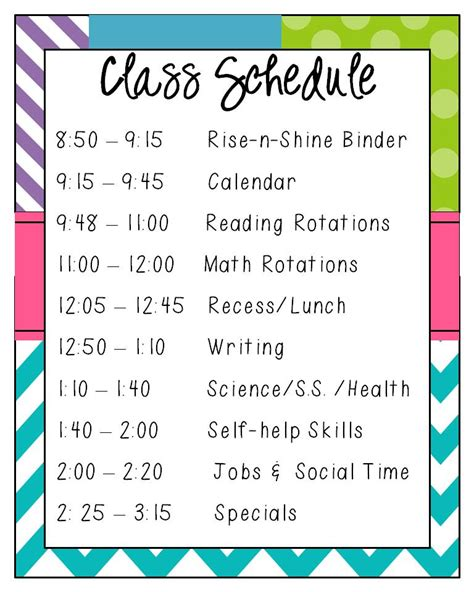 Heat Day Minimum Block Day Schedule Tuesday Coronado High School Second Grade Schedule Template