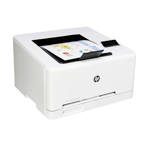 Hp Laserjet M252n jual hp color laserjet pro m252n printer b4a21a harga kualitas terjamin blibli