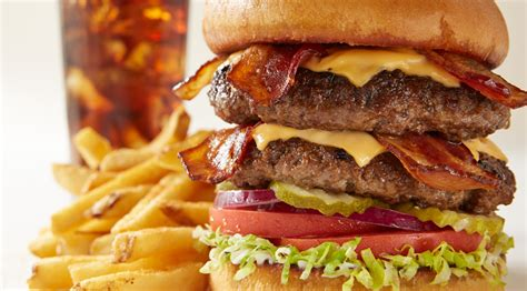 bacon burger the 6 best bacon cheeseburgers