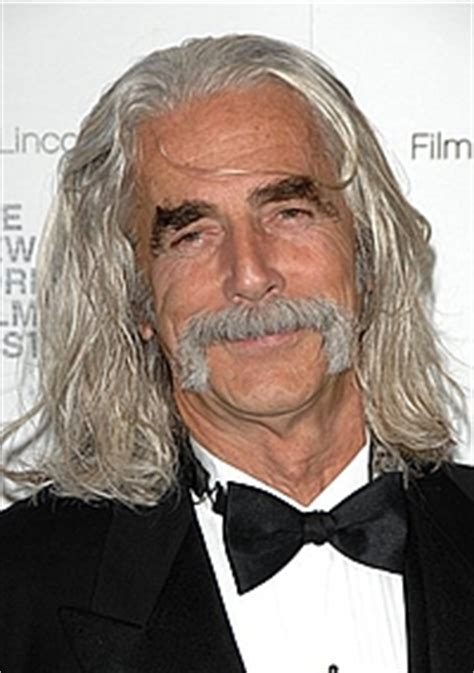 sam elliott long grey slickback hairstyle and handlebar mustache growing facial hair for charity wsj