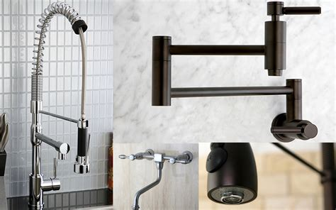 Different Types Of Kitchen Faucets Getting To Various Types Of Kitchen Faucets The Kingston Brass