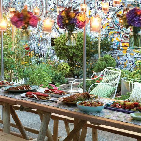 backyard party tips bbq party ideas decorations fire pit design ideas