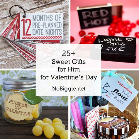 s day gift for him 25 sweet gifts for him for s day