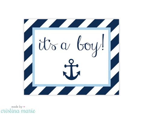 Nautical Theme by Its A Boy Cliparts Co