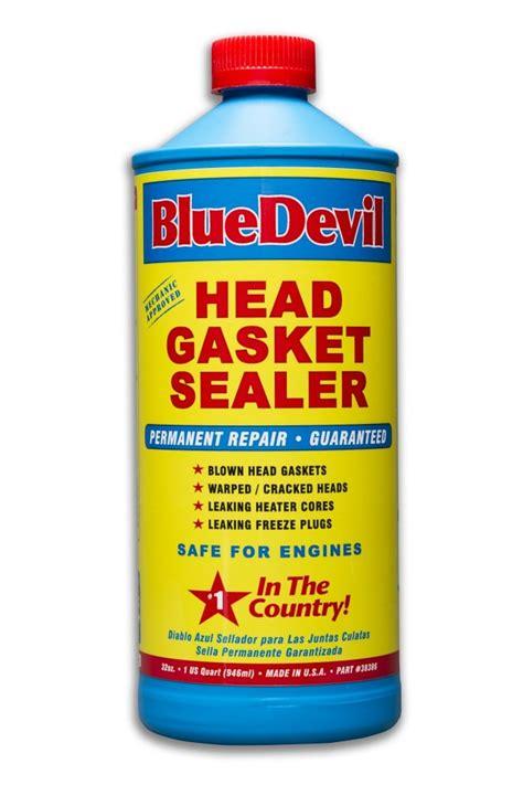 bluedevil head gasket sealer bluedevil products