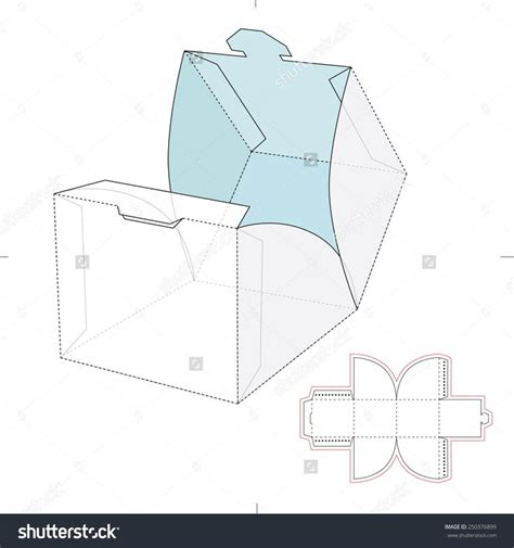 Origami Gift Box Template - best 25 paper box template ideas on box