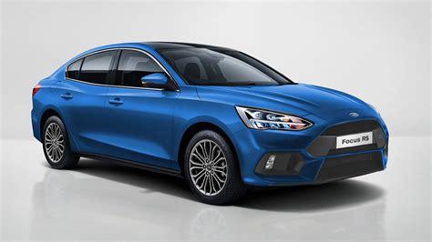 Ford Sedans 2020 2020 ford focus rs imagined in hatchback sedan station