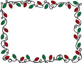 christmas lights border clip art cliparts co