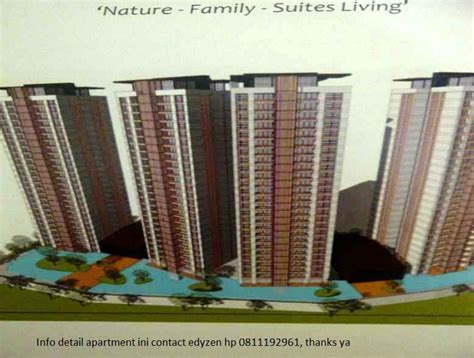 Harga Nature Republic Gandaria City 1 park avenue jakarta gandaria apartment 1 park avenue