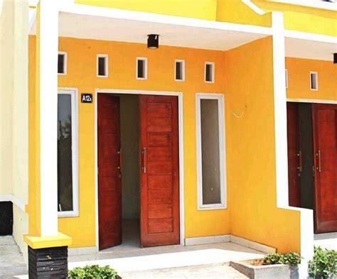 desain dapur warna kuning 89 desain cat rumah minimalis warna merah kombinasi