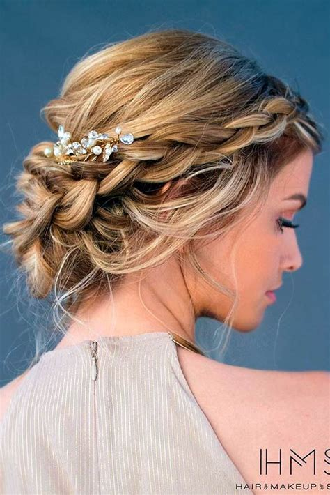 hairstyles for a graduation party 25 best ideas about party hairstyles on pinterest party