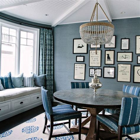 blue dining room top 25 best blue dining rooms ideas on