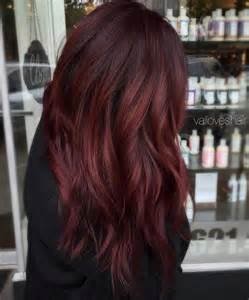 and burgundy hairstyles 40 most popular burgundy hair color hairstyles ideas